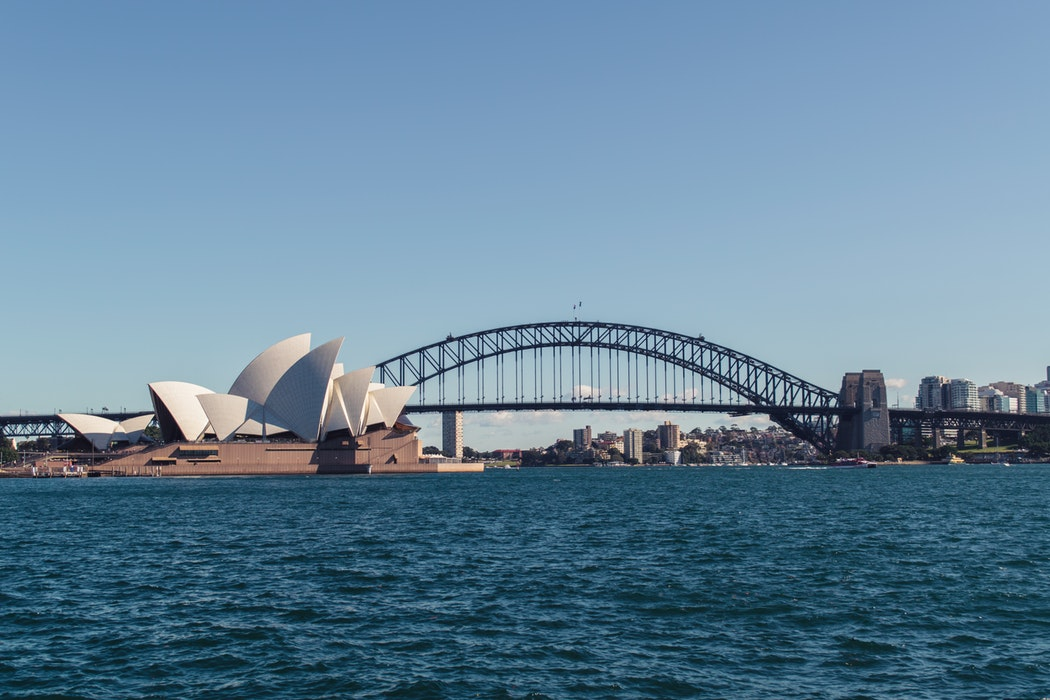 Photo of Sydney Harbour Bridge to show private tutoring location