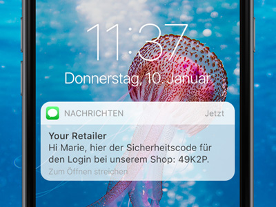 LINK Messaging - SMS Massenversand für Einmalkennwörter, Terminerinnerungen, Benachrichtigungen und Marketing-Services