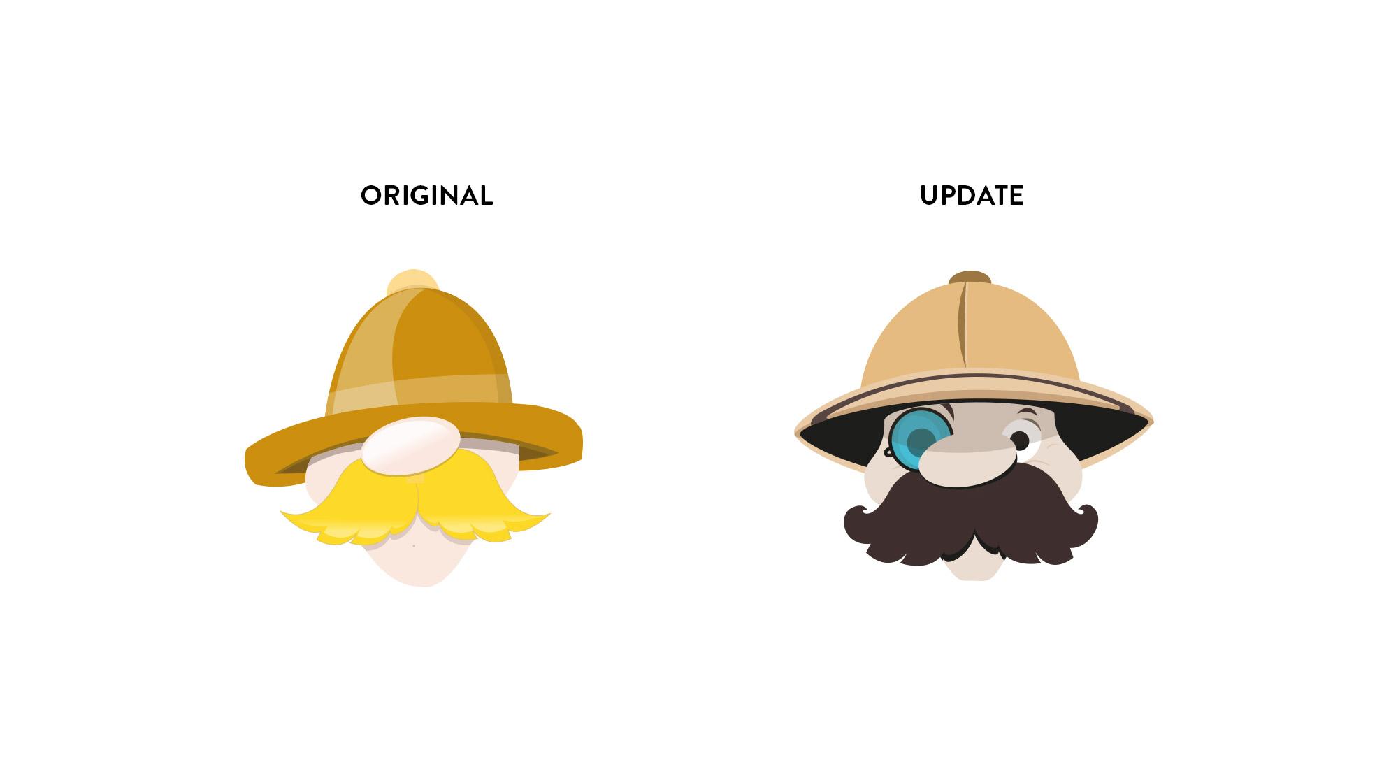 how to improve a logo design