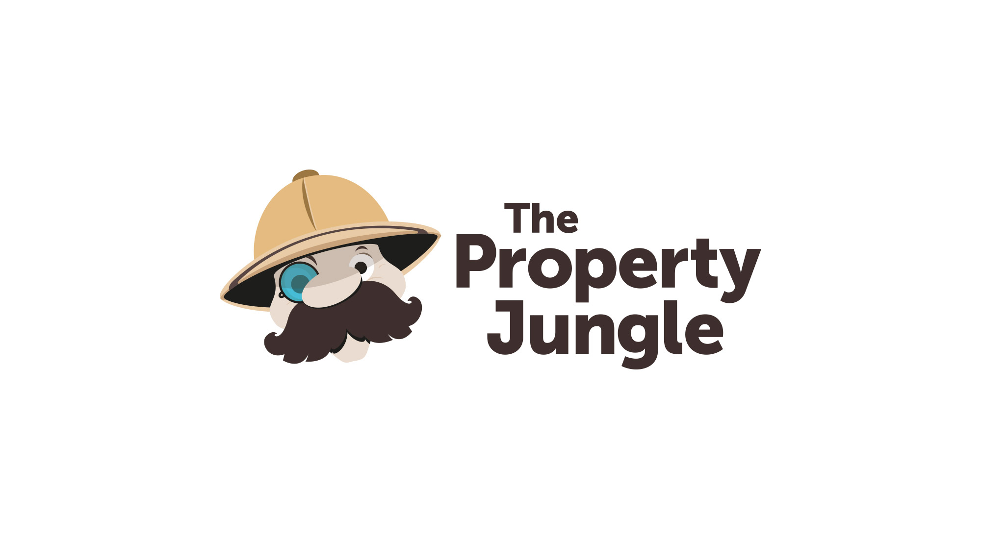 Property Jungle rebrand and logo design
