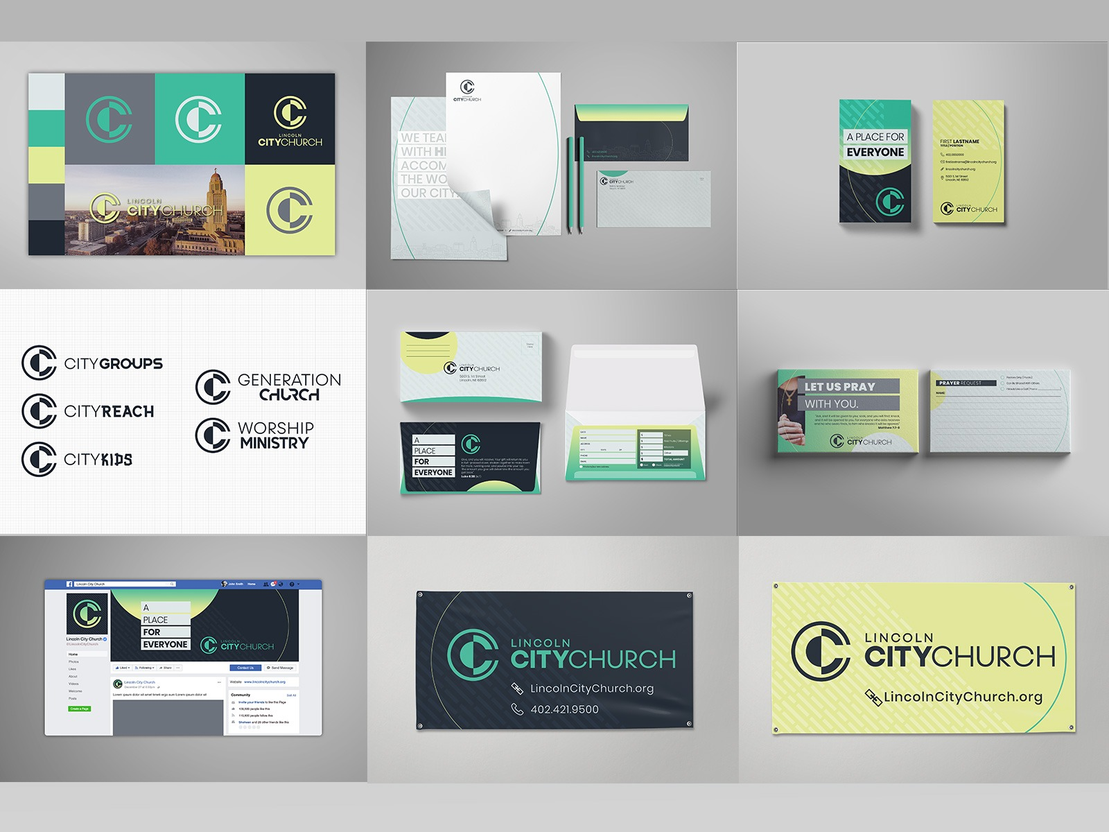 best church logo and church branding identity system nondenominational church