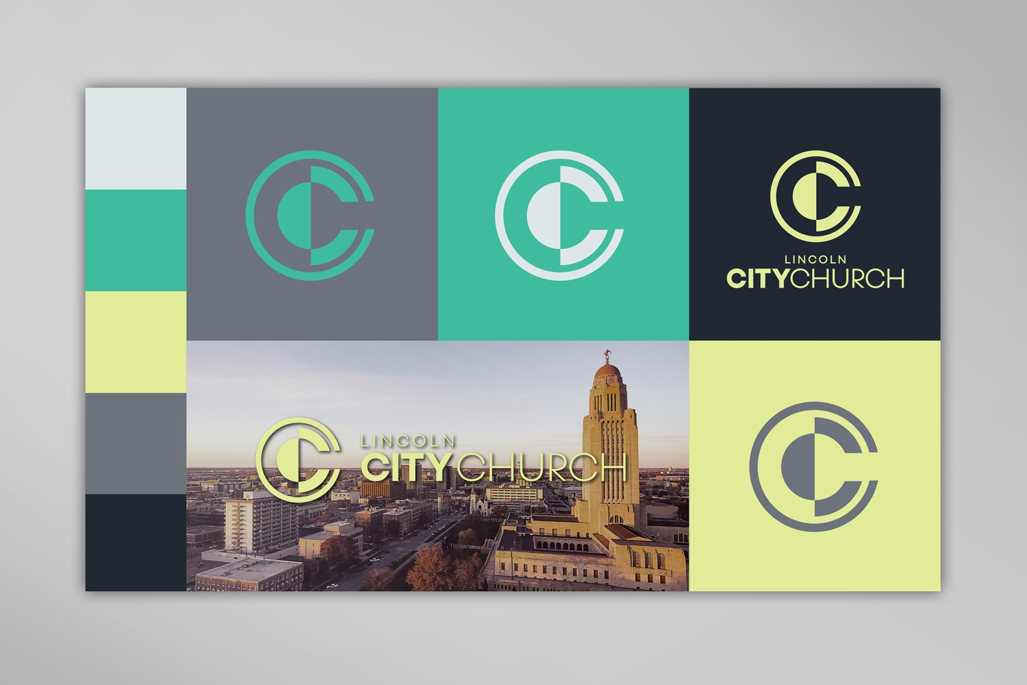 Church logo images, branding, brand identity examples & ideas