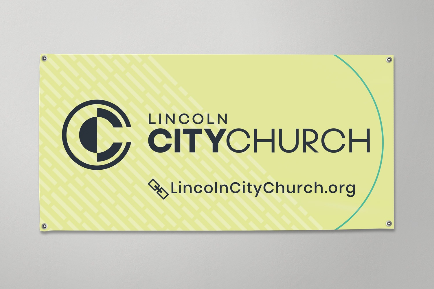 quality church vinyl banners custom design and printing for church branding,, marketing, oureach