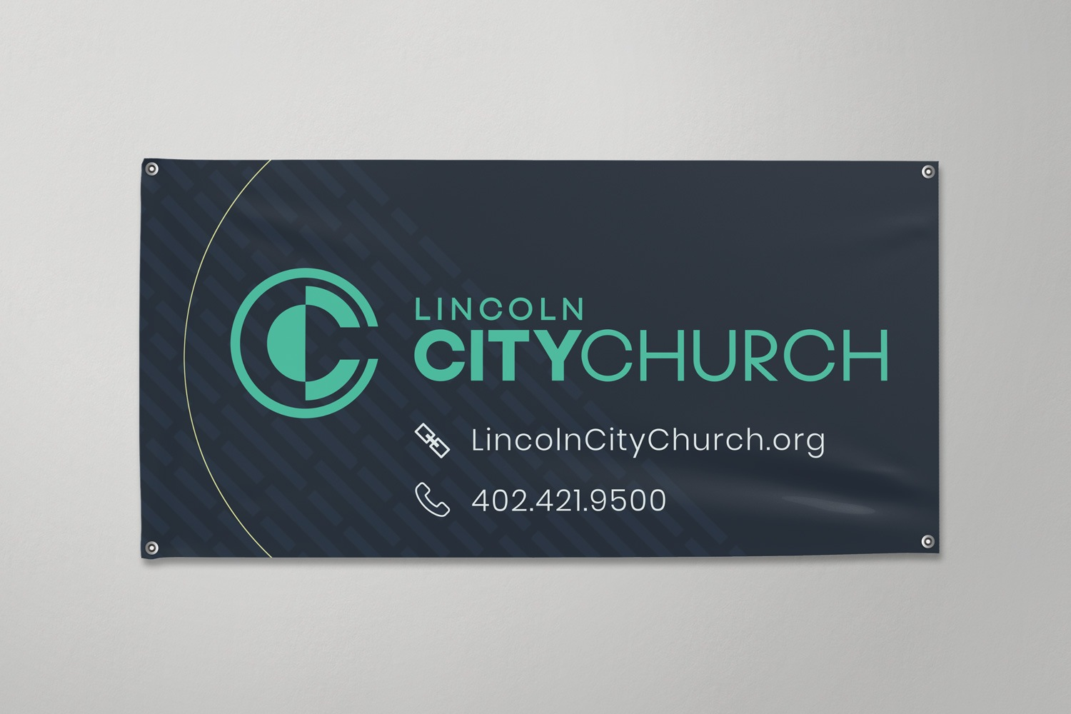 custom church banners design and printing for church branding, marketing, outreach ideas