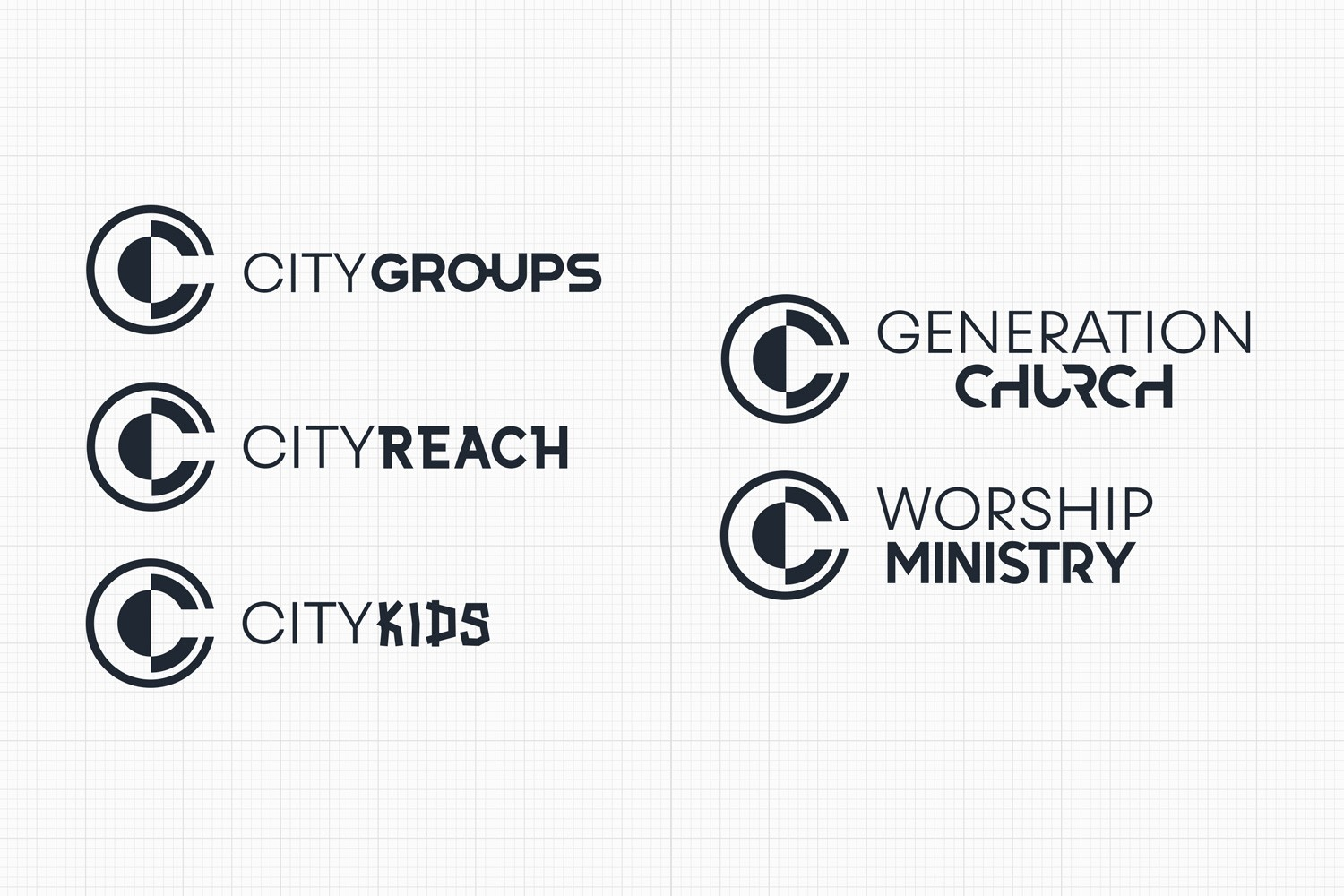 church ministry logo images branding brand identity examples