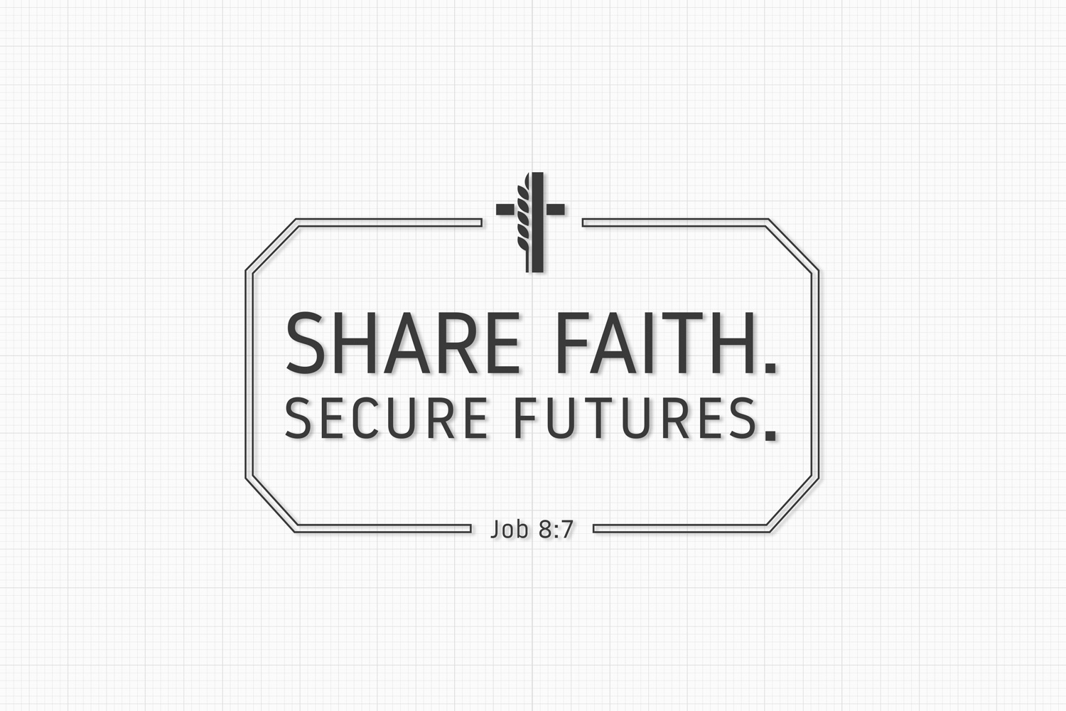 church capital stewardship themes logo example, ideas