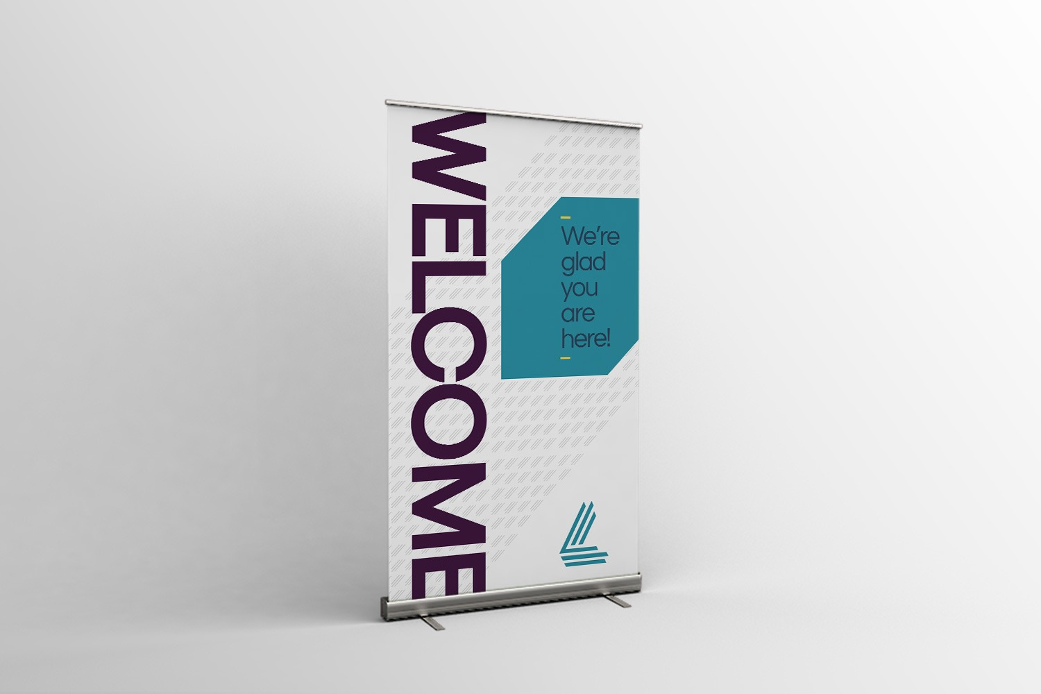 Church Branding Rollup Banners for Welcome design samples & ideas