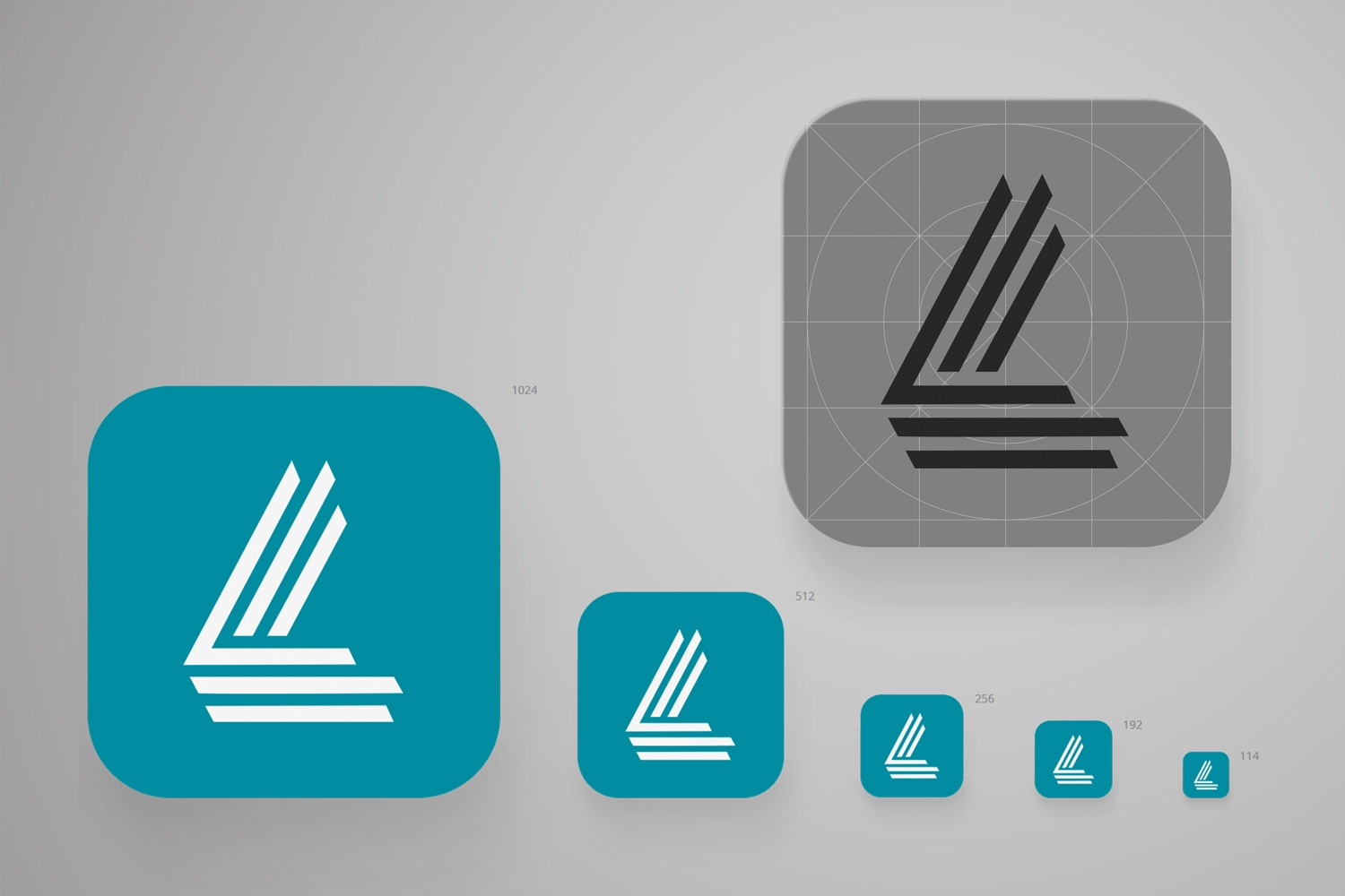 Images of Church logos app icon design guidelines samples