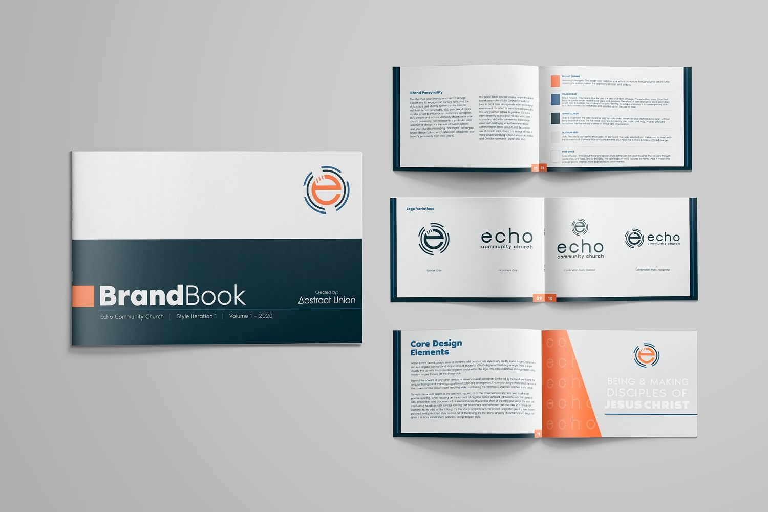 Church brand guidelines examples for branding guide strategy by church branding companies and consultants