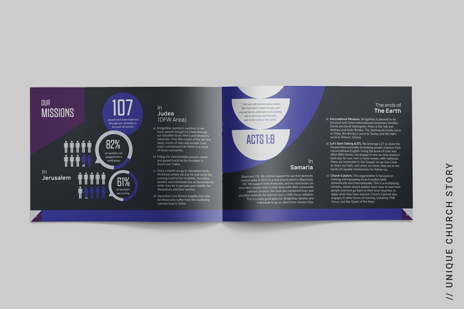 best church capital campaign brochures examples of infographic of case statement design ideas