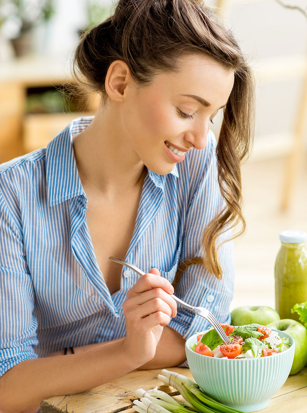 Diet free teen