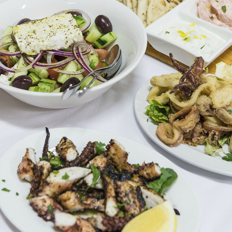 Greek Specialties