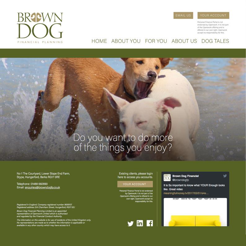 Browndog Financial Planning