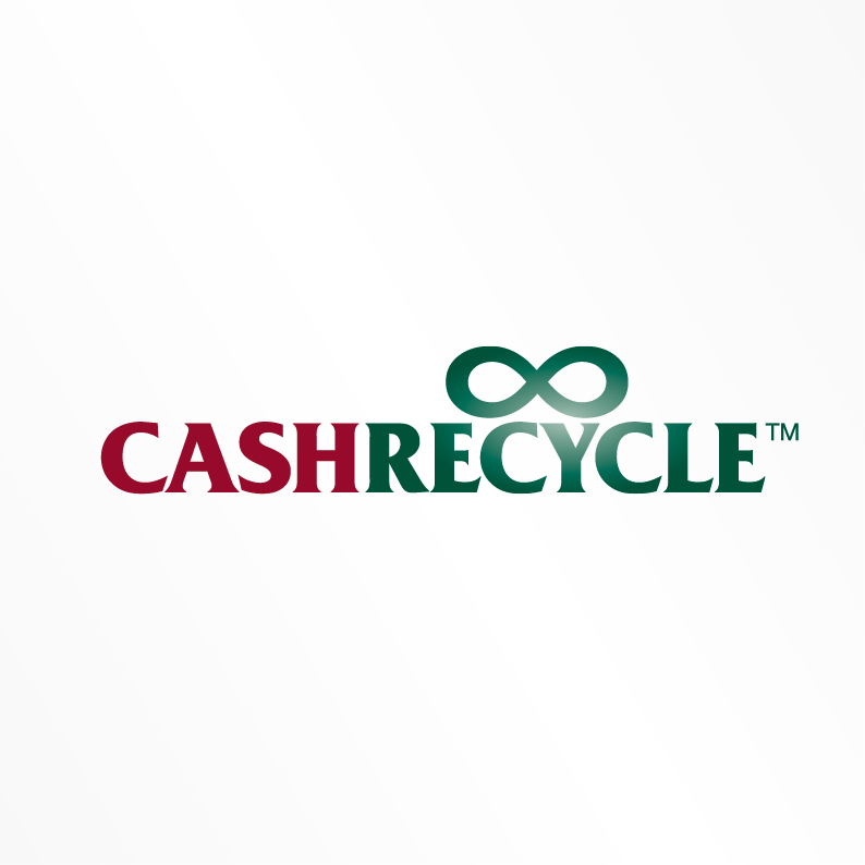 Pawnbroker Cash Recycle logo