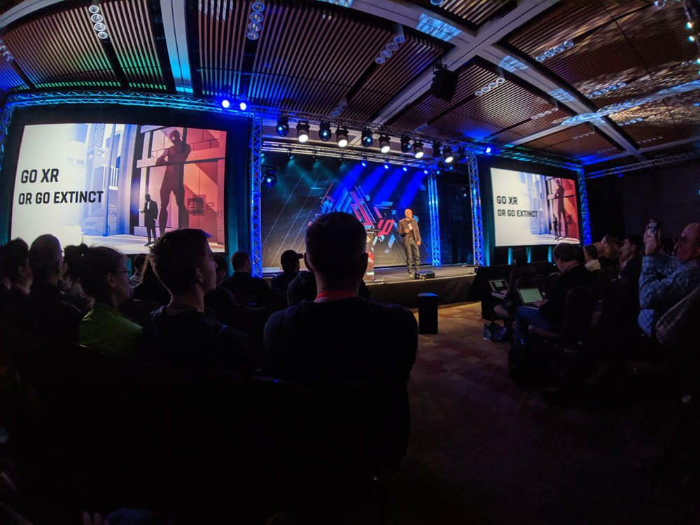 Reflections from the 10th Annual Augmented World Expo