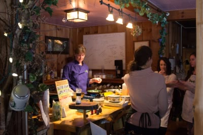 Cooking Classes with Executive Chef Cathy Hohmeyer