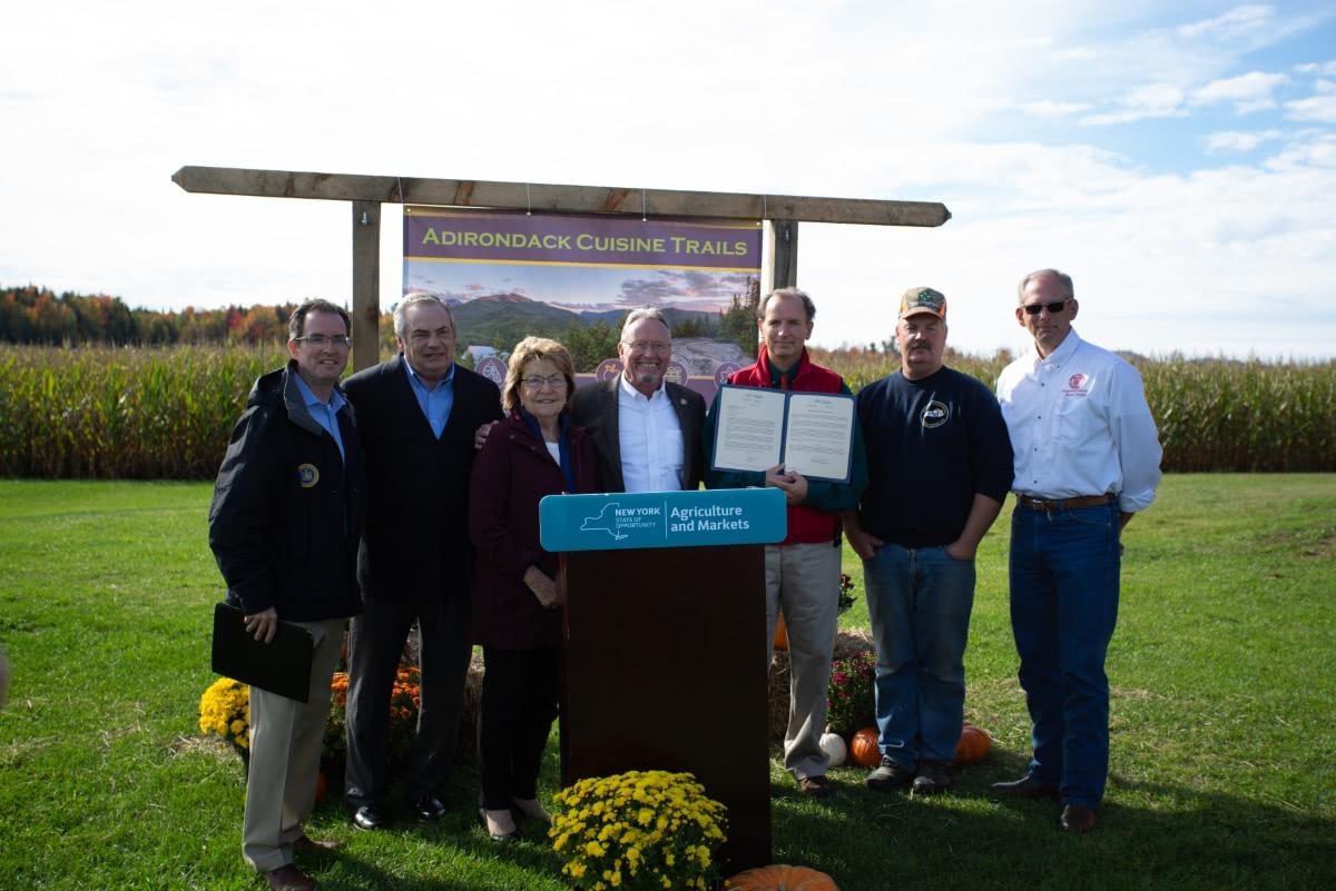 Adirondack Cuisine Trail Celebration