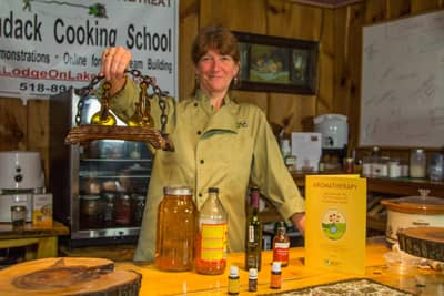 Spring Cooking and Culinary Getaways