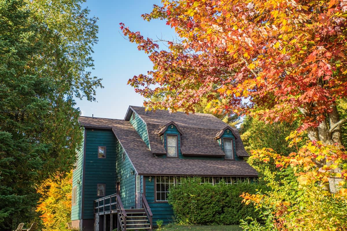 Blazing fall foliage getaways in the Adirondacks, NY