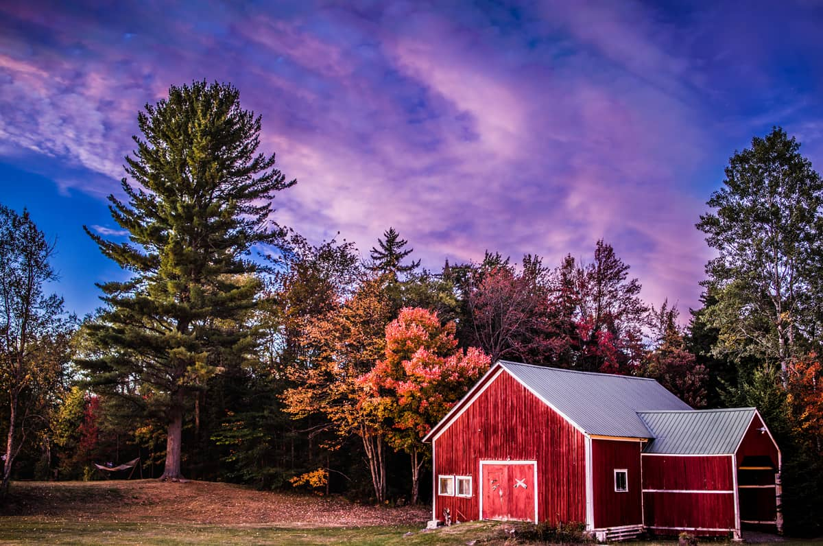 Fall photography workshops near Lake Placid and Saranac Lake