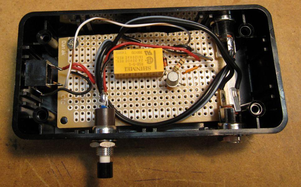 Start gate circuit