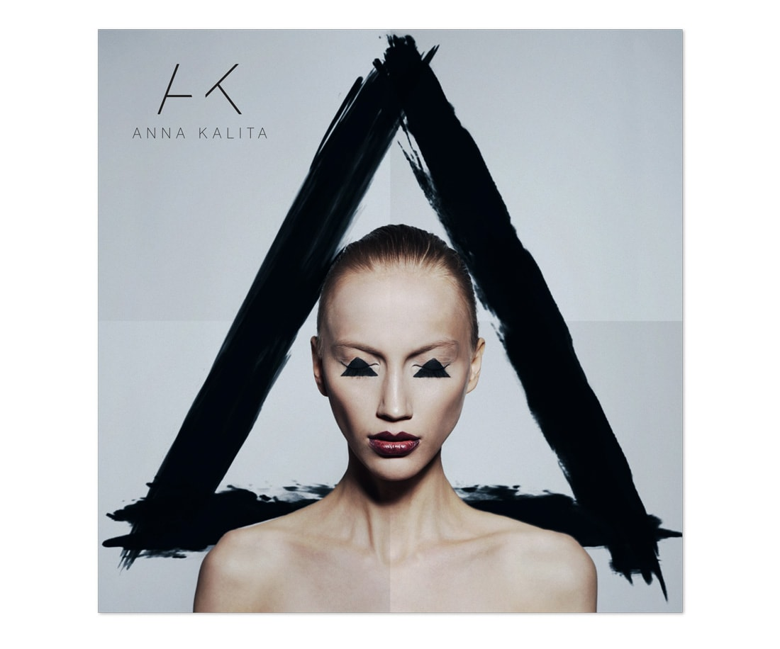 Anna Kalita: fashion poster with new logo. © LET'S PANDA