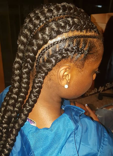 Braidings by Fatu - long braids