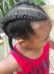 Braidings by Fatu