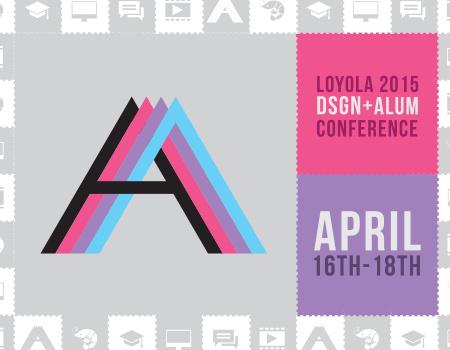 Loyola Design Alumni Conference 2015