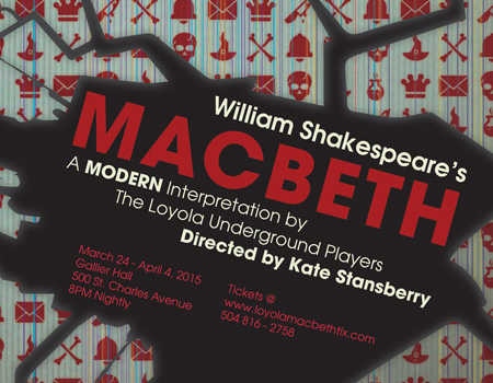 Modern Macbeth