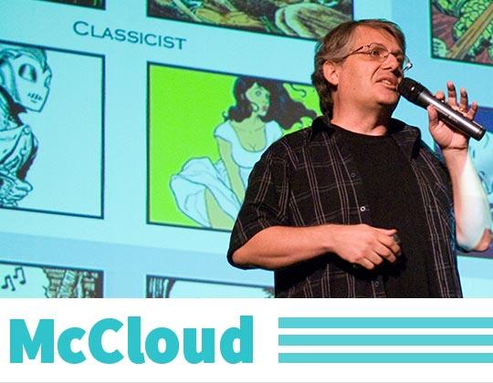 Scott McCloud Lecture