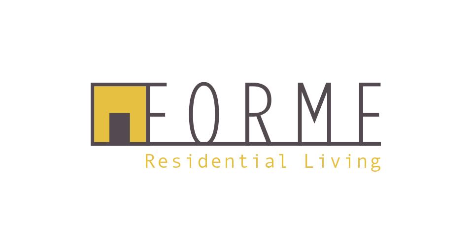 high-end residential interior Forme Logo