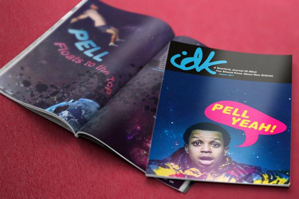 IDK Magazine Cover