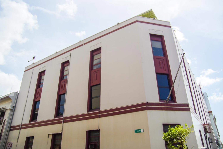 DIEE (Antigua Embajada Americana)