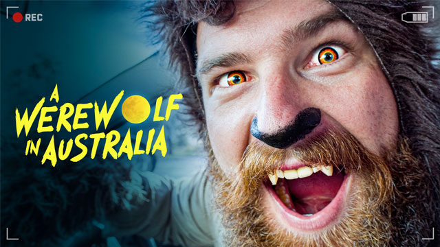 Hired Goons A Werewolf in Australia