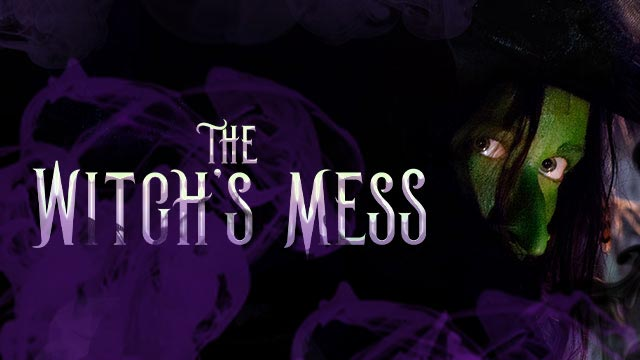 Hired Goons The Witch's Mess