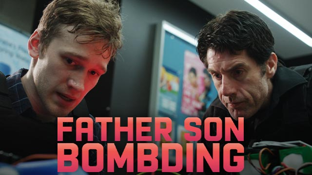 Hired Goons Father Son Bombding