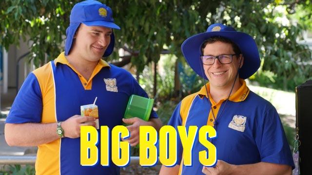 Hired Goons Big Boys