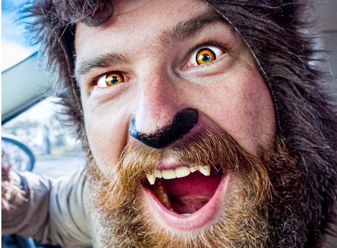 Hired Goons Werewolf