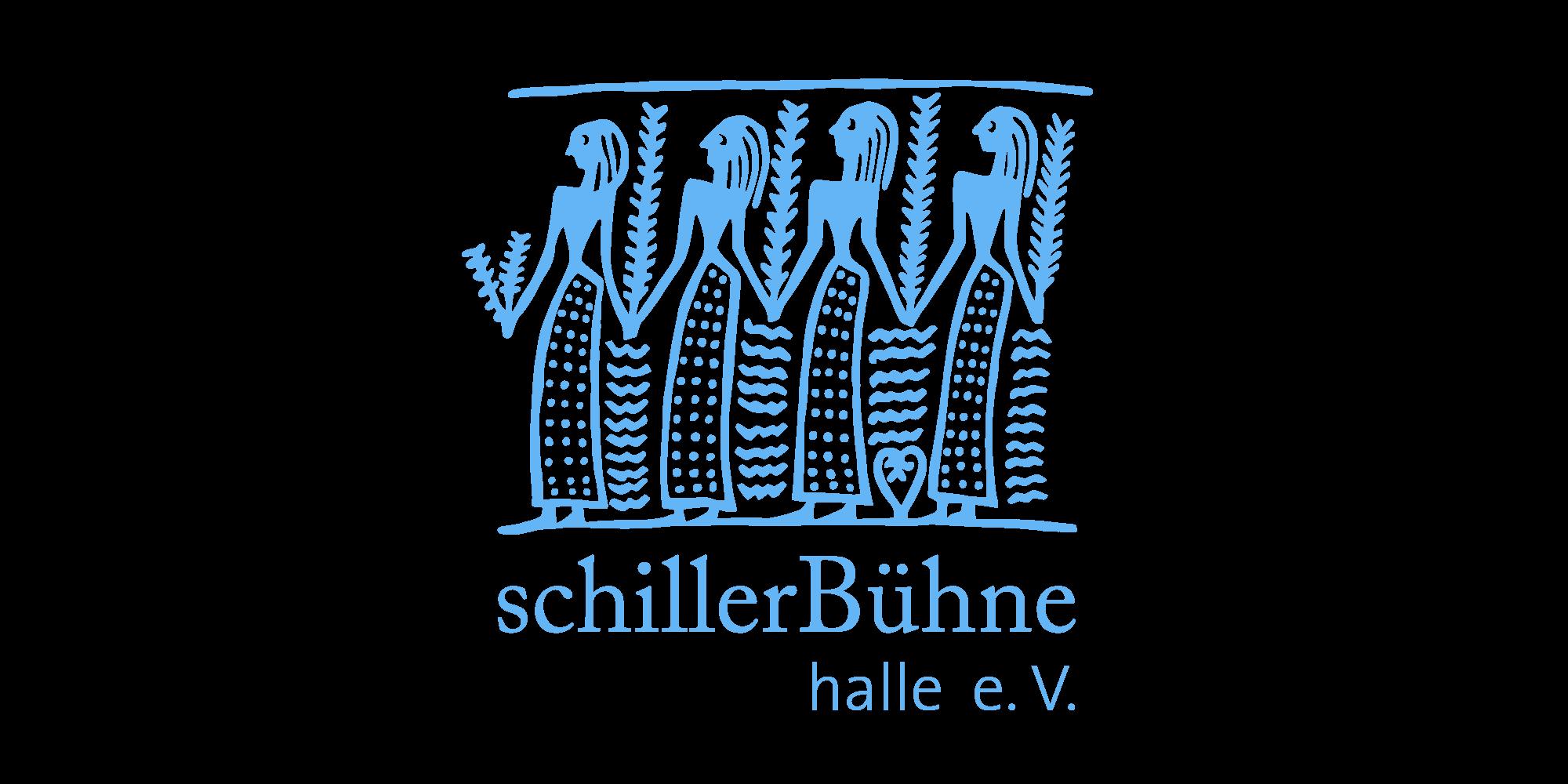 Logo schillerBuehne halle e.V.