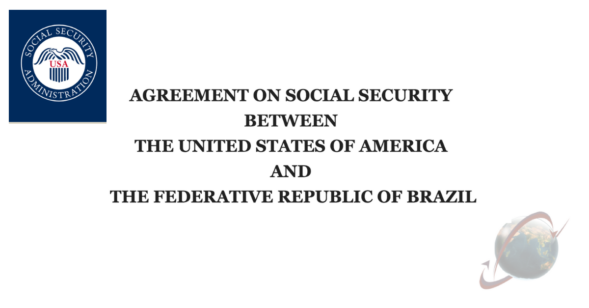 Usbrazil Social Security Totalization Agreement Spectrum Group