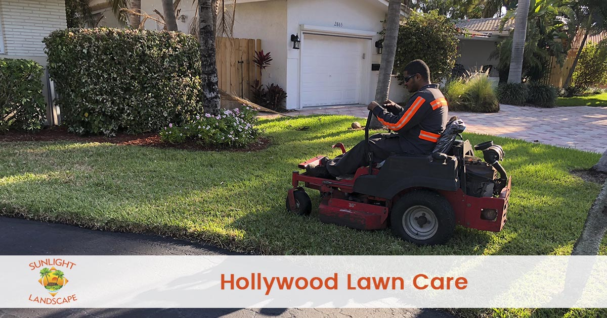 Hollywood Lawn Care Company