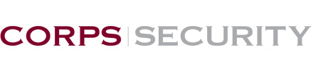 corps security the leading supplier of specialist - 437×91