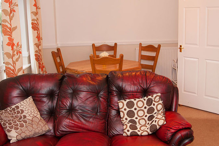Photo of an Individual Care Services property Polesworth lounge
