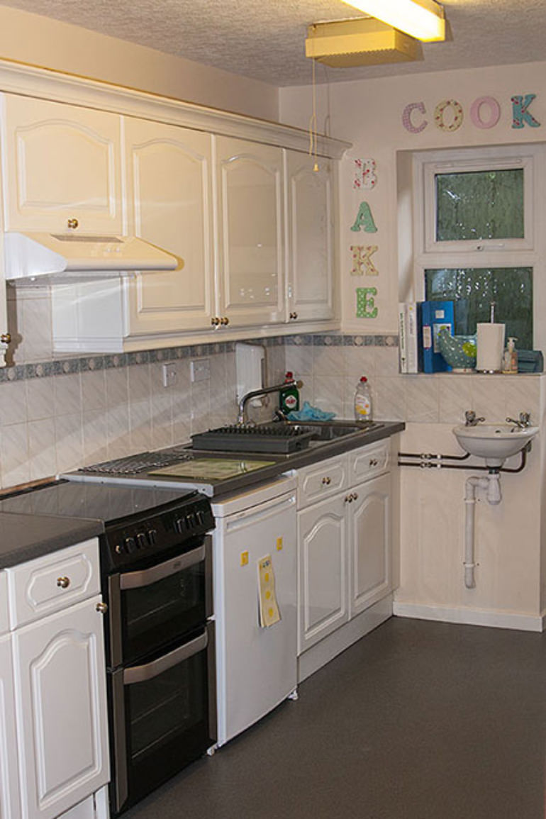 Photo of an Individual Care Services property Myton Warwick kitchen