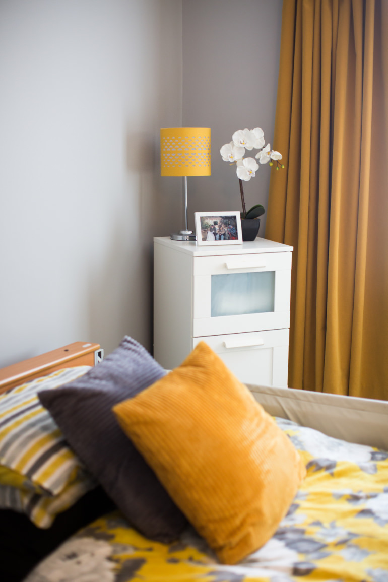 Photo of an Individual Care Services home bedroom