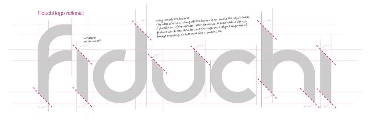 Fiduchi logo design