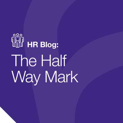 HR Blog: The Half Way Mark