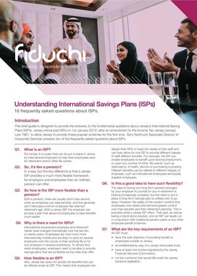 International Savings Plans Top 10 FAQs