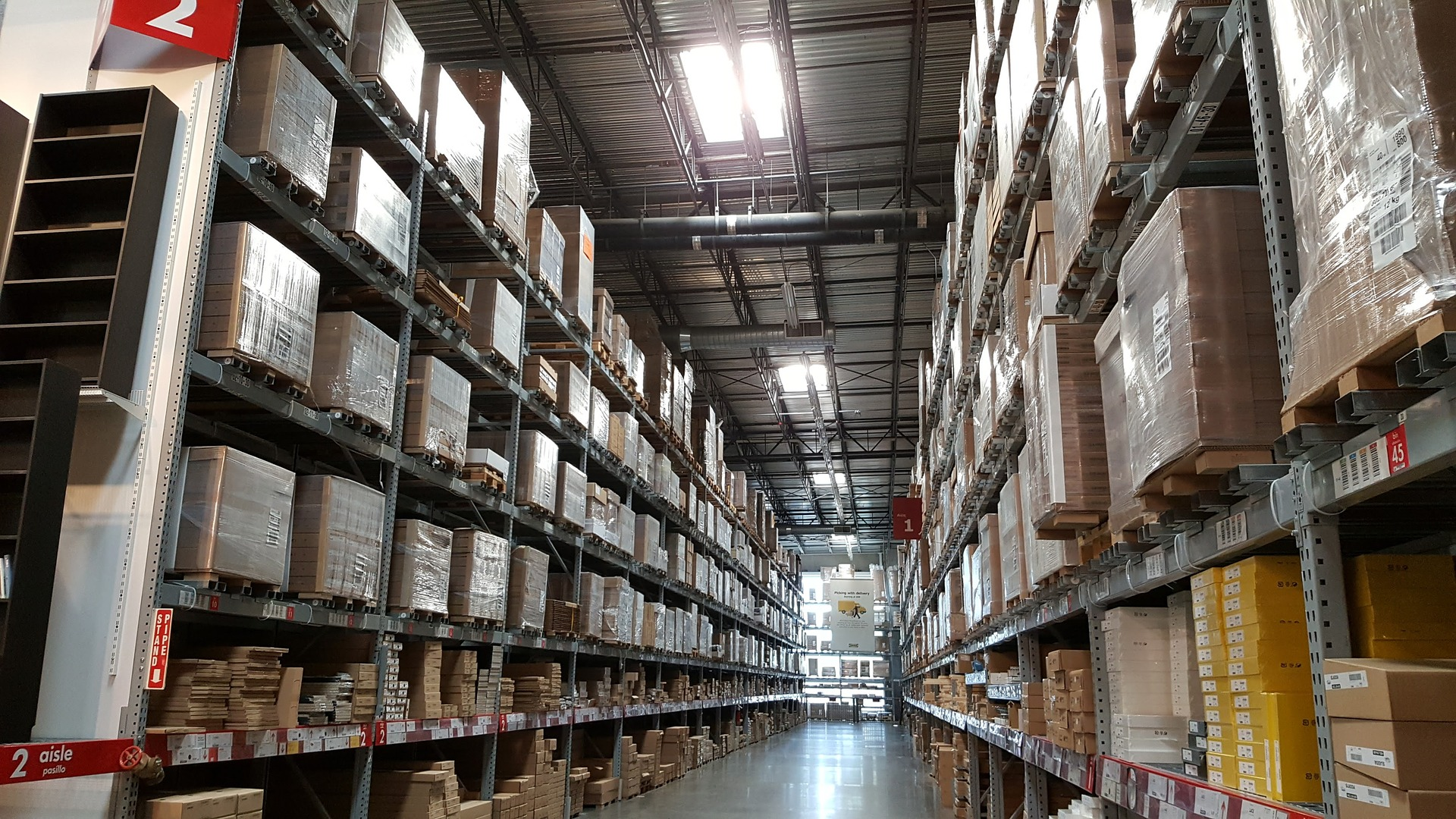 Freight Distribution Warehouse Services, Freight Shipping Warehouses